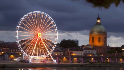 Toulouse: 2 noches en hotel + vuelo