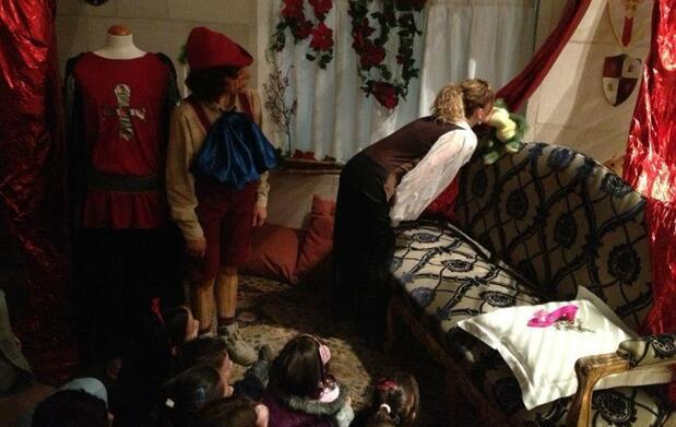 Fin de semana de cuentos con tus hijos