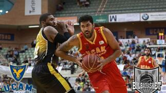 UCAM Murcia vs Bilbao Basket 8 mar