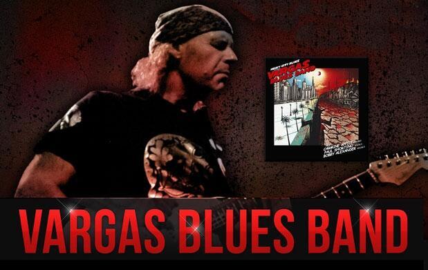 ¡Vargas Blues Band en Cartagena!