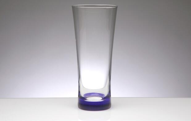 Juego de 6 vasos azul cobalto
