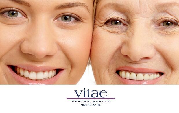 Test envejecimiento corporal y facial