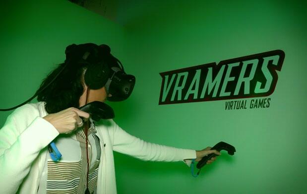Juegos de realidad virtual en Murcia