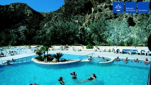 balneario archena piscinas adulto ni o por 12