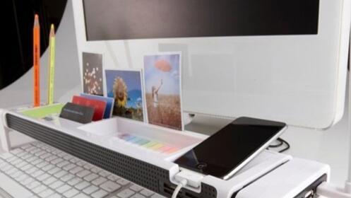 Pr ctico organizador para tu ordenador descuento 49 for Recogida muebles murcia