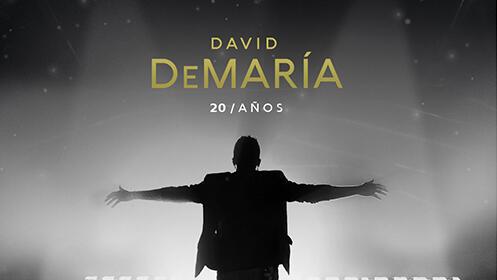 David DeMaría en Murcia (20 dic)