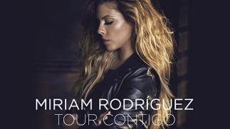 Entradas Miriam Rodríguez: Tour Contigo (13 ago)