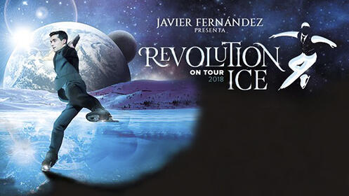 Revolution on Ice de Javier Fernández (21 dic)