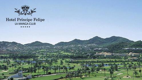Escapada al mejor resort de España: Hotel Príncipe Felipe 5*