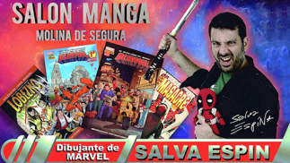 I Salón del Manga de Molina de Segura: Entrada 3 días (27, 28 y 29 sep)
