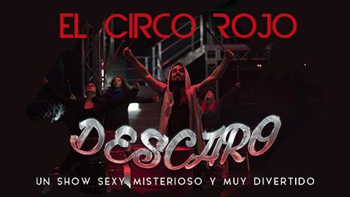 Circo Rojo en Cartagena del 29 al 31 de marzo