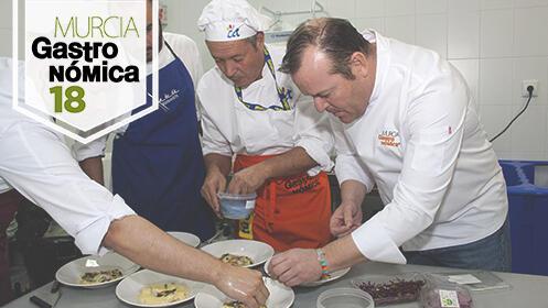 ¡Entradas para la nueva Murcia Gastronómica!