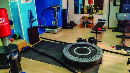 1 mes de entrenamiento funcional en +Healthy: 2 sesiones por semana