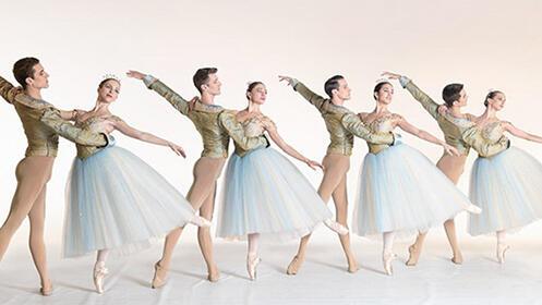 ¡Últimas entradas! Disfruta El Cascanueces de la Cía. Nacional de Danza