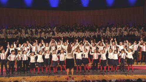 Concierto de Navidad del Orfeón Murciano (16 dic)