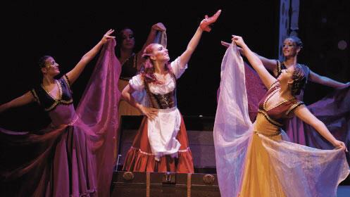 La cenicienta en teatro Romea (17 feb)