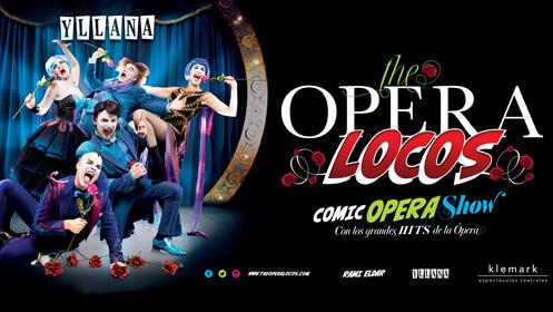 Mezcla de estilos con The Opera Locos
