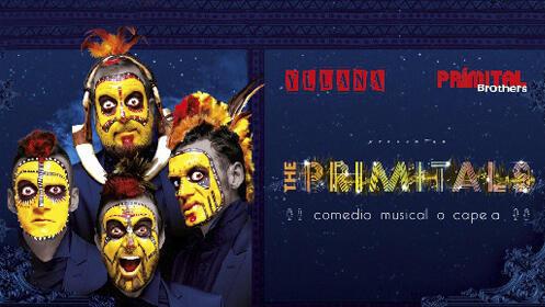 Disfruta The Primitals, una hilarante comedia a capela