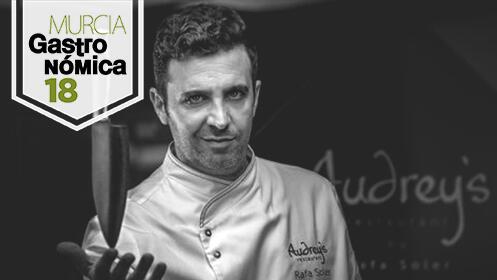 Menú Estrella Michelin: Audrey's Restaurant en Murcia Gastronómica