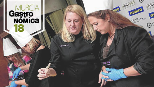 Taller: Taller de cocinoterapia Made in Murcia