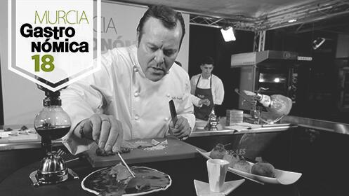 Menú 2 Estrellas Michelin: Show Cooking Pablo González-Conejero