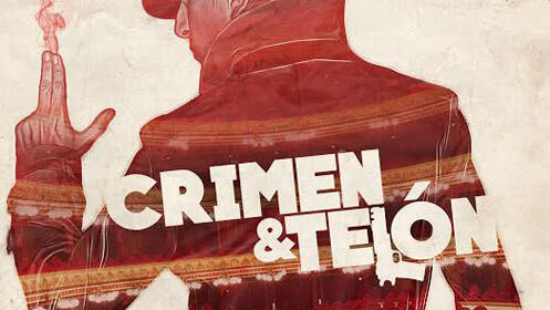 Dto. Crimen y Telón en Teatro Villa de Molina (25 ene)