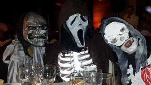 Cena tematizada y fiesta Halloween en Tudemir