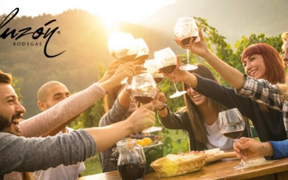 Luzón Wine Fest: tapas, vinos, talleres y visita bodega