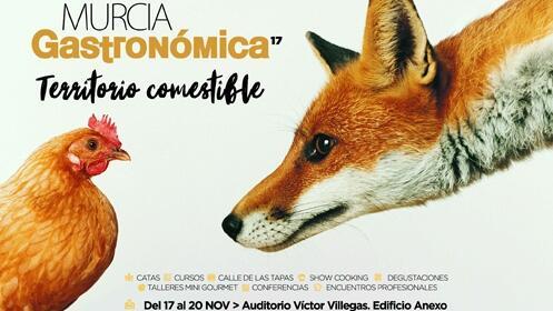 Entradas para Murcia Gastronómica 2017