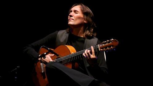 Descuento: Vicente Amigo en concierto (11 nov)