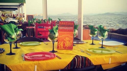 Disfruta este menú mexicano en 1ª línea del Mar Menor