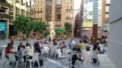 Menú de otoño en el centro de Murcia