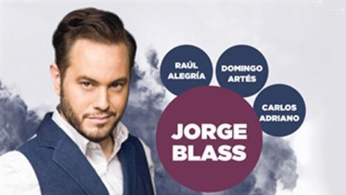 Descuento Gala mágica: Jorge Blass y más (7 oct)
