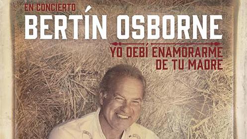 Entradas Bertín Osborne en Murcia (18 may)