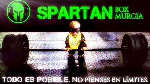 Ponte en forma 1, 2 o 3 meses en Spartan Box Murcia desde 16,65€