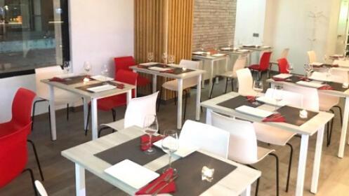 Exquisito menú en Restaurante Marmitako