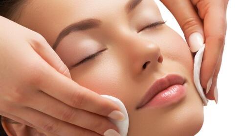 Tratamiento facial oxigenante en Salón 712