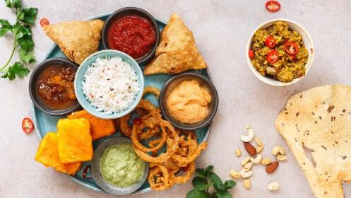 ¡La mejor cocina hindú sin salir de Los Urrutias!