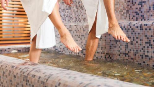 Circuito de hidroterapia 50 minutos