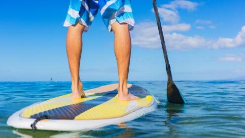 Paddle Surf en Los Alcázares