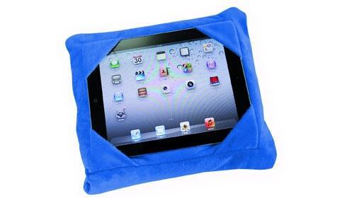 Cojín multifunción apto para cualquier tablet o smartphone