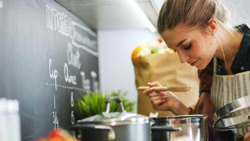 Curso Online de Cocina SuperChef