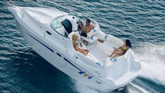 Navega a un paraíso desconocido: alquiler 4 horas de barco completo con patrón