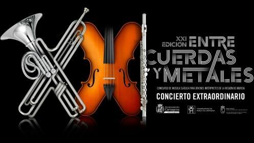 XXI edición. Entre Cuerdas y Metales (1 Marzo)