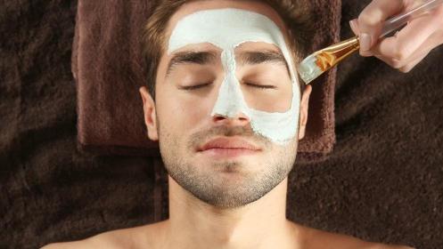 Tratamiento facial oxigenante para ellos