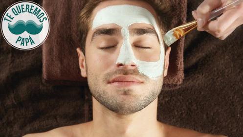 Día del Padre: tratamiento facial oxigenante para ellos