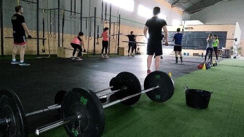 Ponte en forma en Spartan Box Murcia desde 16,65€