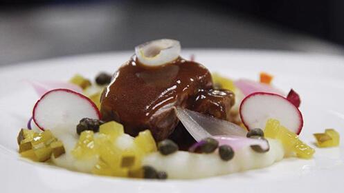 Las mejores chefs de la Región: Menú degustación en Santa Ana