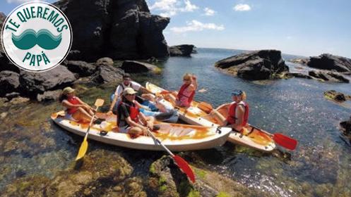 Mar Menor: travesía en Kayak con Entrena Deporte