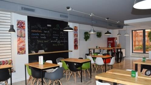Menú peruano por 14€ en pleno centro de Murcia